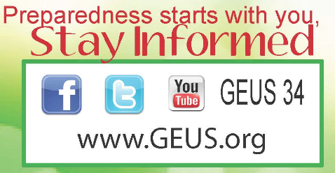 Connect with GEUS